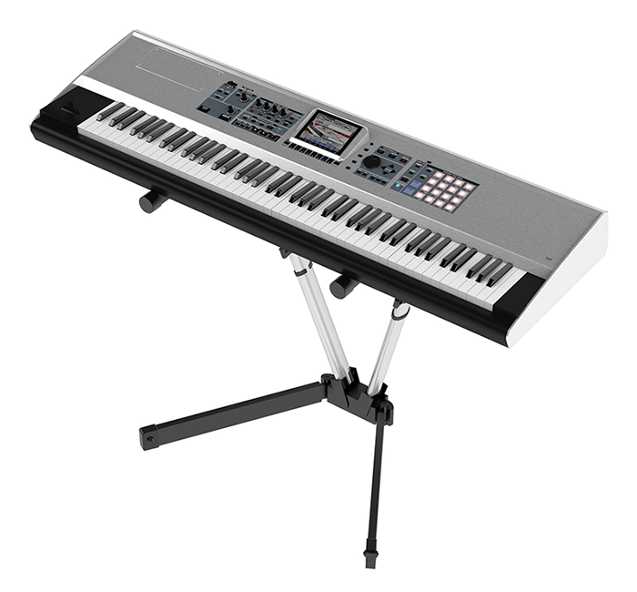 Electronic Instrument Family Great Installation Of